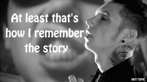 Andy Black - They Don't Need To Understand (Lyrics)