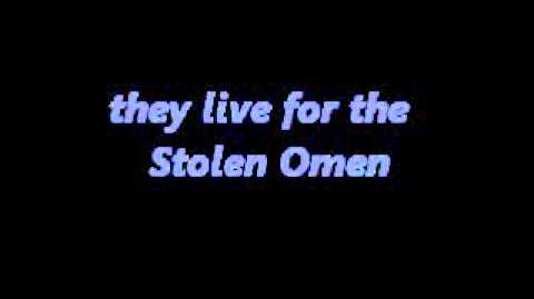 Stolen Omen lyrics by black veil brides