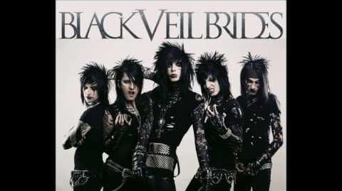 Black Veil Brides Done For You Lyrics