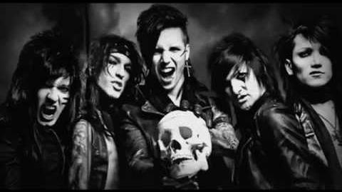Black Veil Brides - Days Are Numbered 2013 (lyrics)
