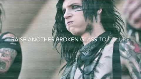 Devil's Choir - Black Veil Brides (Lyric Video)
