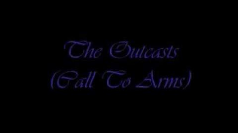 Black Veil Brides - The Outcasts (Call To Arms)