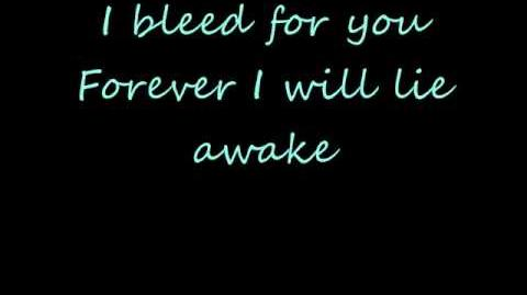 Black Veil Brides Die For You Lyrics
