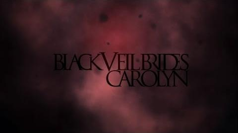 Black Veil Brides - Carolyn (Lyric)