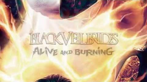 Black Veil Brides - ALIVE AND BURNING DVD TRAILER!!