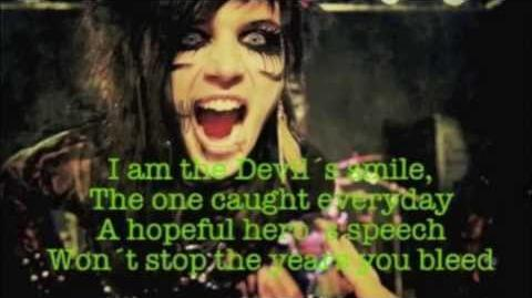 Black Veil Brides - Wretched and Divine Lyrics (Full)