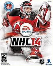 NHL 14 cover art