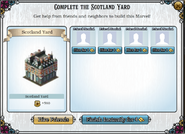 Quest Complete the Scotland Yard-Tasks