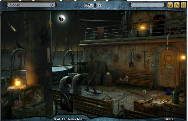 Scene Main Deck-Screenshot