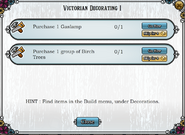 Quest Victorian Decorating I-Tasks