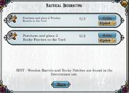Quest Nautical Decorating-Tasks