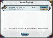 Quest Building Buildings-Tasks