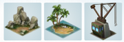 Level 7 icons