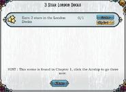 Quest 3 Star London Docks-Tasks