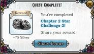 Quest Chapter 2 Star Challenge 2-Rewards