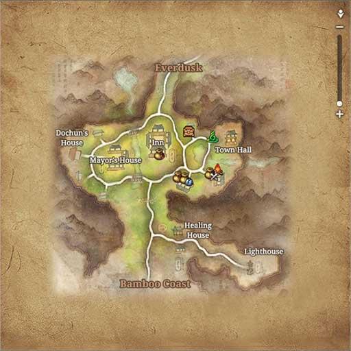 Image - Bamboo village map.jpg | Blade and Soul Wiki | FANDOM ...