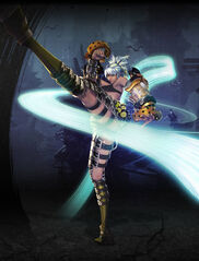 Blade and Soul Kung Fu Master