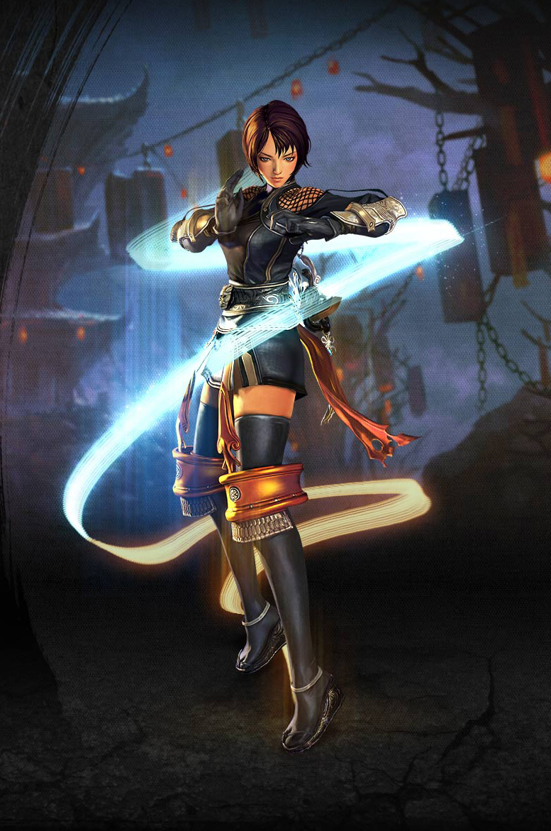 Assassin | Blade and Soul Wiki | FANDOM powered by Wikia
