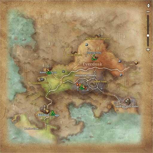 Image - Everdusk map.jpg | Blade and Soul Wiki | FANDOM powered by Wikia