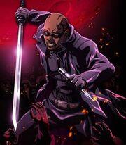 Blade-Anime character