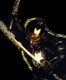 Blade-double sword
