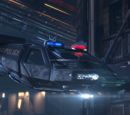 Night City Police Department