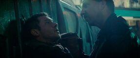 Leon and Deckard