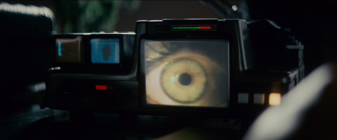 Voight-Kampff test | Off-world: The Blade Runner Wiki | FANDOM