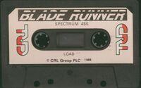 Blade Runner ZX Spectrum media