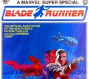 A Marvel Comics Super Special: Blade Runner