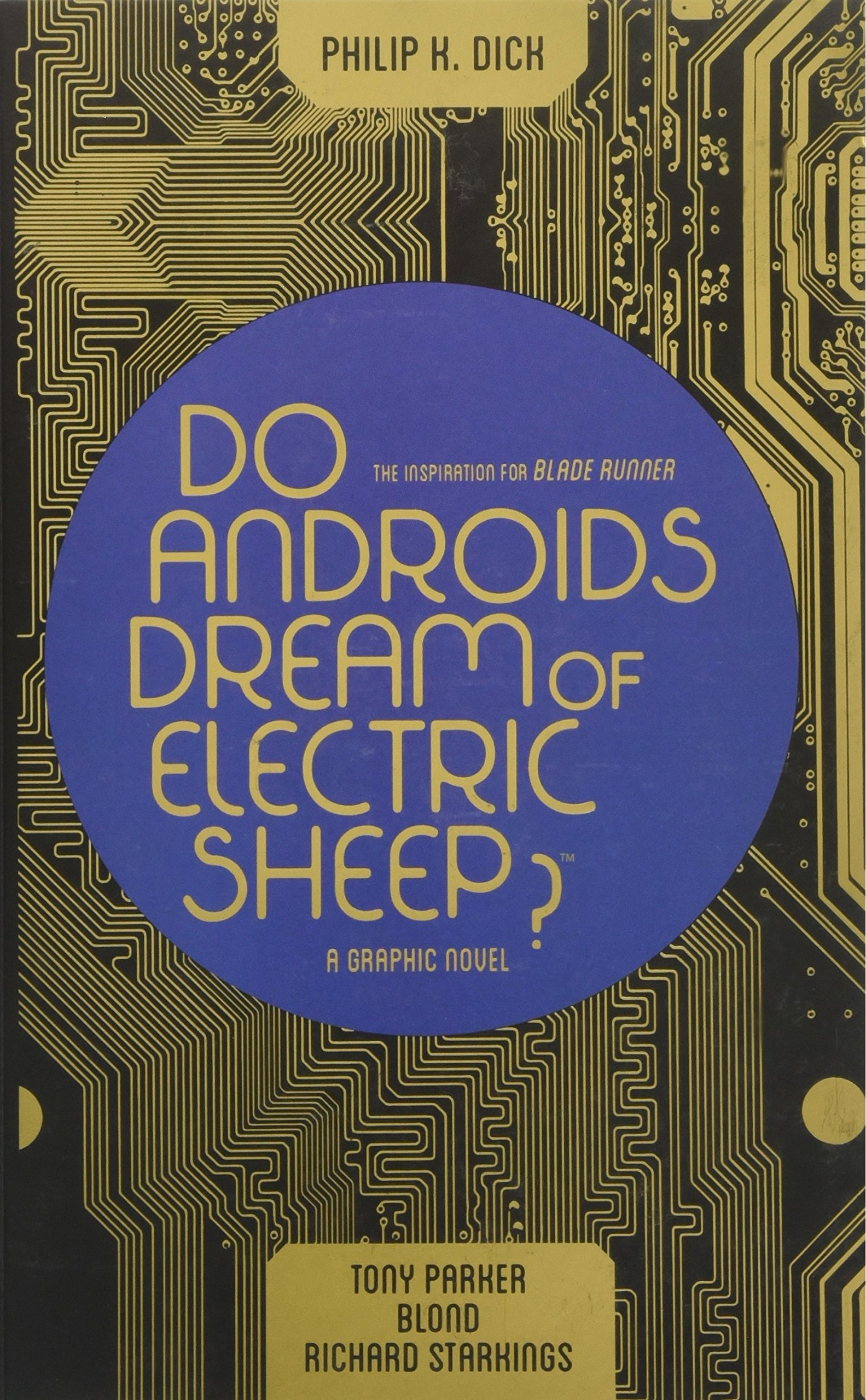 Do Androids Dream Of Electric Sheep Comic Book