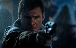 Deckard kills zhora