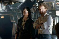 Ridley Scott and Alien