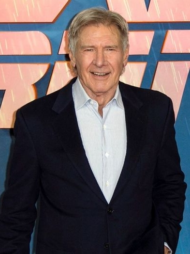 Harrison Ford | Off-world: The Blade Runner Wiki | FANDOM powered by
