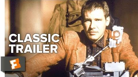 Blade Runner Official Trailer