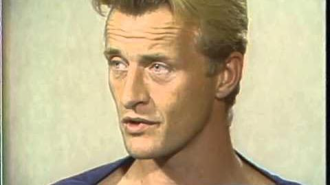 "Bobbie Wygant Interviews Rutger Hauer for ""Blade Runner"""