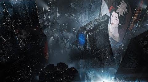 【渡辺信一郎監督による前奏アニメ解禁!】「ブレードランナー ブラックアウト 2022」