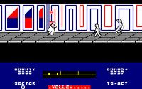 Blade Runner amstrad cpc screenshot gotcha