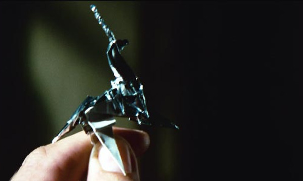 Image Blade Runner Origami Unicorng Off World The Blade