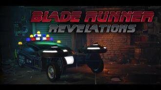 Blade Runner Revelations VR Game Launch Trailer