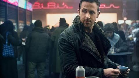 """BLADE RUNNER 2049 - """"Questions"""" TV Spot"""