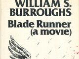 Blade Runner (a movie)