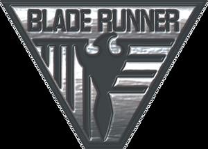 Blade Runner Logo by CmdrKerner