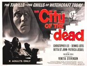City of the Dead poster