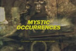 Mystic Occurrences