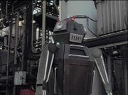 Federation patrol robot S-L-D