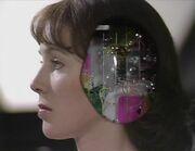 Inside Avalon robot head Project Avalon