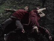 Varon and Maja dead The Way Back