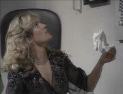 Jenna and sealing gel Space Fall