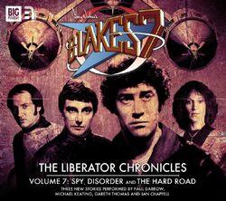 Liberator Chronicles Vol 7 Cover